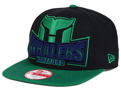 Hartford Whalers New Era NHL Grader 9FIFTY Snapback Cap