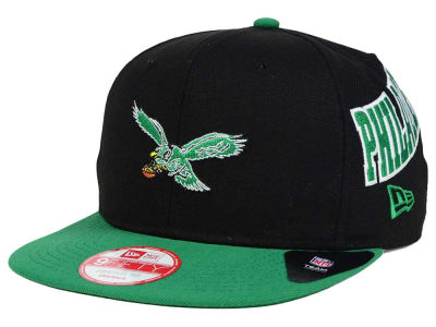 Philadelphia Eagles New Era NFL LIDS 20th Anniversary 9FIFTY Snapback Cap