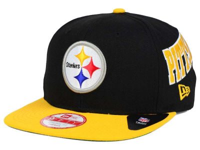 Pittsburgh Steelers New Era NFL LIDS 20th Anniversary 9FIFTY Snapback Cap
