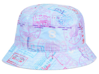 Official Passport Bucket Hat