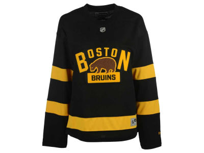 Boston Bruins Reebok NHL Women's Premier Winter Classic Jersey