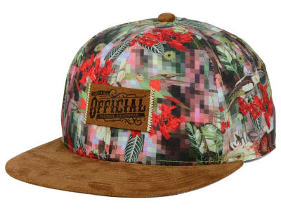 Official Seaside Snapback Hat