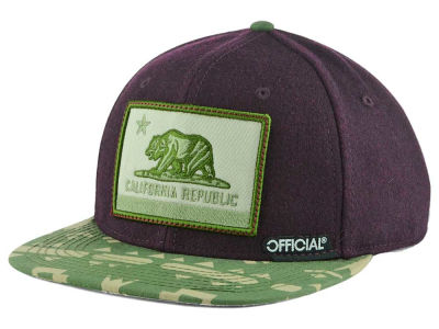Official Cali Ranger Snapback Hat