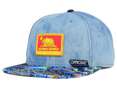 Official Cali Visuals Snapback Hat