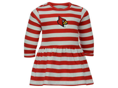 Louisville Cardinals NCAA Infant Girls Ariana Dress