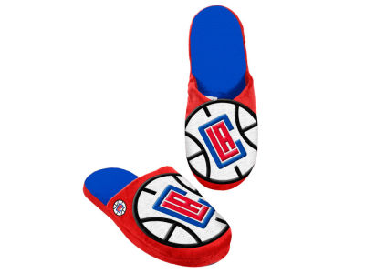 Los Angeles Clippers Big Logo Slippers
