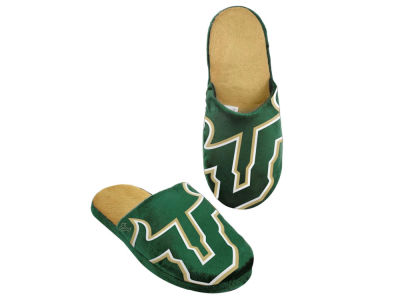 South Florida Bulls Big Logo Slippers