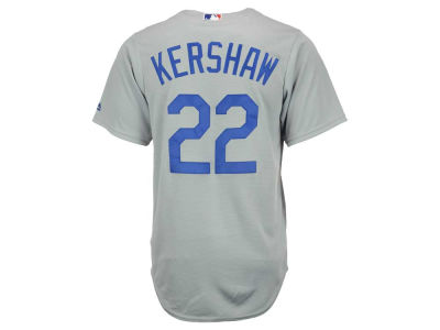 Los Angeles Dodgers Clayton Kershaw Majestic MLB Men's Player Replica CB Jersey