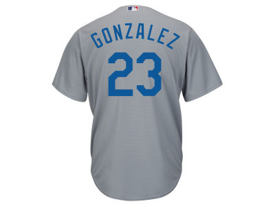 Los Angeles Dodgers Adrian Gonzalez Majestic MLB Men's Player Replica CB Jersey