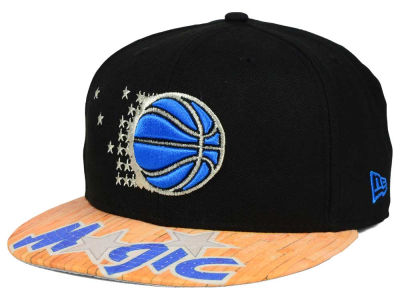 Orlando Magic New Era NBA HWC Wood Viz 9FIFTY Snapback Cap