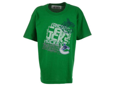 Vancouver Canucks Old Time Hockey NHL Youth Dangle T-Shirt