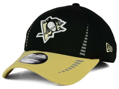 Pittsburgh Penguins New Era NHL 2 Tone Reflective 39THIRTY Cap