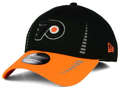 Philadelphia Flyers New Era NHL 2 Tone Reflective 39THIRTY Cap