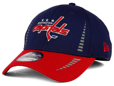 Washington Capitals New Era NHL 2 Tone Reflective 39THIRTY Cap