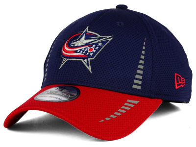 Columbus Blue Jackets New Era NHL 2 Tone Reflective 39THIRTY Cap
