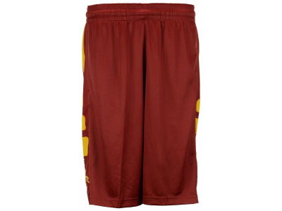 Iowa State Cyclones Nike NCAA Men's Basketball Practice Elite Stripe Shorts