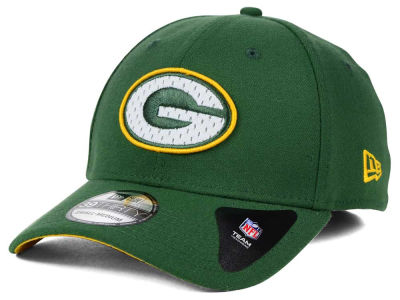 Green Bay Packers New Era NFL Jersey Mesh 39THIRTY Cap