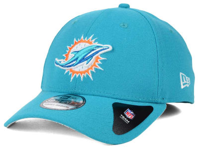 Miami Dolphins New Era NFL Jersey Mesh 39THIRTY Cap