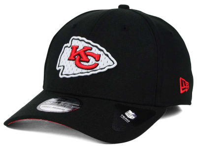 Kansas City Chiefs New Era NFL Jersey Mesh 39THIRTY Cap