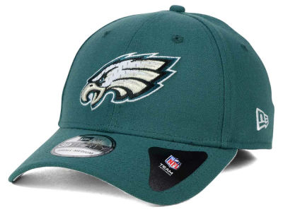 Philadelphia Eagles New Era NFL Jersey Mesh 39THIRTY Cap