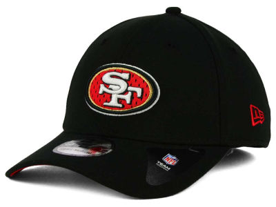 San Francisco 49ers New Era NFL Jersey Mesh 39THIRTY Cap