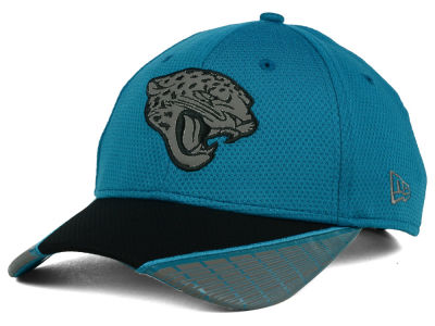 Jacksonville Jaguars New Era NFL Reflective Adjustable 9FORTY Cap