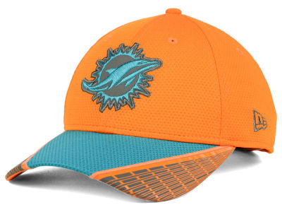 Miami Dolphins New Era NFL Reflective Adjustable 9FORTY Cap