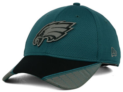 Philadelphia Eagles New Era NFL Reflective Adjustable 9FORTY Cap