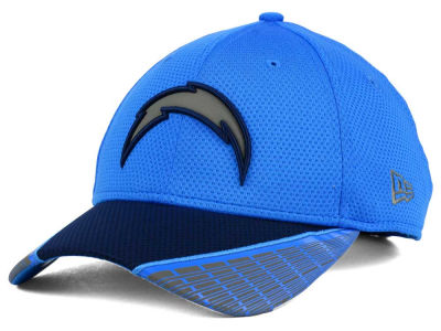 San Diego Chargers New Era NFL Reflective Adjustable 9FORTY Cap