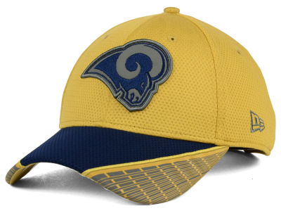 St. Louis Rams New Era NFL Reflective Adjustable 9FORTY Cap