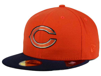 Chicago Bears New Era NFL Draft Redo 59FIFTY Cap