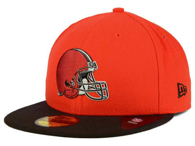 Cleveland Browns New Era NFL Draft Redo 59FIFTY Cap