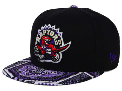 Toronto Raptors New Era NBA HWC Kaleidovize 9FIFTY Snapback Cap