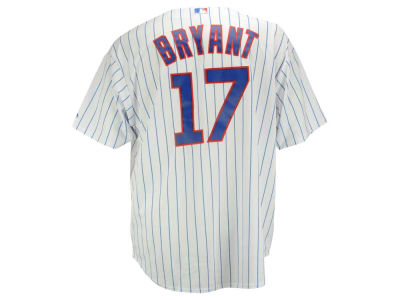 Chicago Cubs Kris Bryant Majestic MLB Men's Player Replica Cool Base 3XL-6XL Jersey