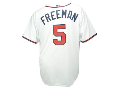 Atlanta Braves Freddie Freeman MLB Men's Player Replica Cool Base 3XL-6XL Jersey