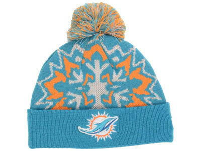 Miami Dolphins New Era NFL Glowflake 2.0 Knit