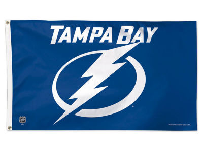 Tampa Bay Lightning 3x5 Deluxe Flag