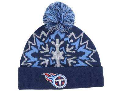 Tennessee Titans New Era NFL Glowflake 2.0 Knit