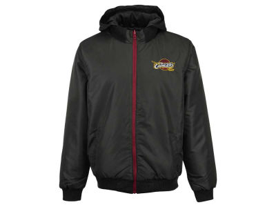 Cleveland Cavaliers NBA Men's Reversible Hooded Fleece Jacket