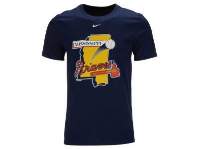 Mississippi Braves MiLB All Purpose Wordmark T-Shirt