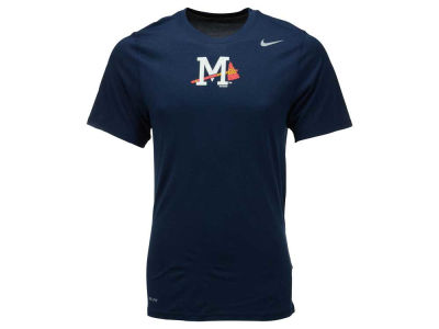 Mississippi Braves MiLB Logo Legend T-Shirt