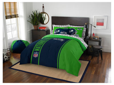 Seattle Seahawks Full Soft & Cozy Set