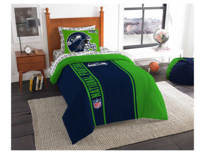 Seattle Seahawks Twin Soft & Cozy Set