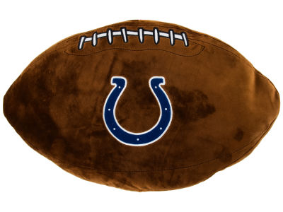 Indianapolis Colts Baseball Pillow