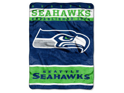 Seattle Seahawks The Northwest Company 60x80 Raschel Throw