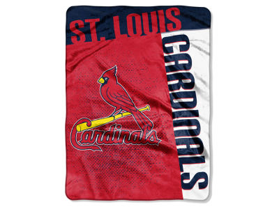 St. Louis Cardinals 60x80 Raschel Throw