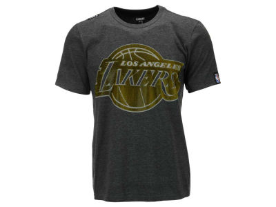 Los Angeles Lakers NBA Men's Brushed T-Shirt