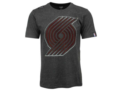 Portland Trail Blazers NBA Men's Brushed T-Shirt