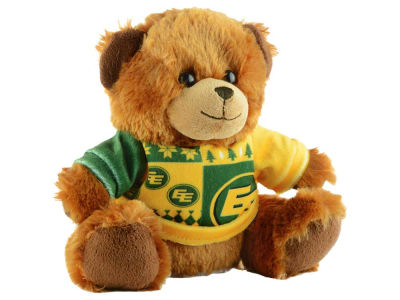 "Edmonton Eskimos 7.5"" Ugly Sweater Bear"