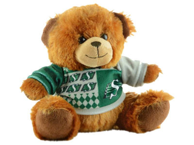 "Saskatchewan Roughriders 7.5"" Ugly Sweater Bear"